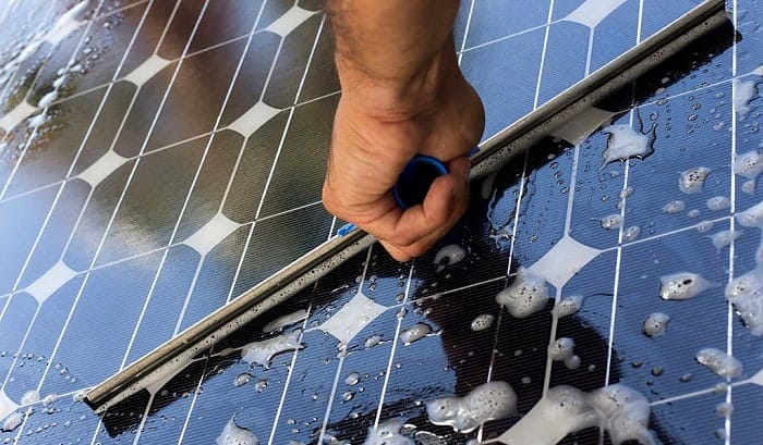 How-often-should-solar-panels-be-cleaned