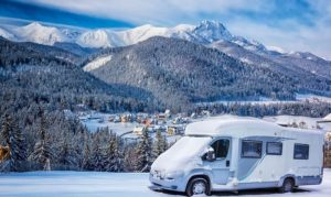 how to prevent freeze in your rv