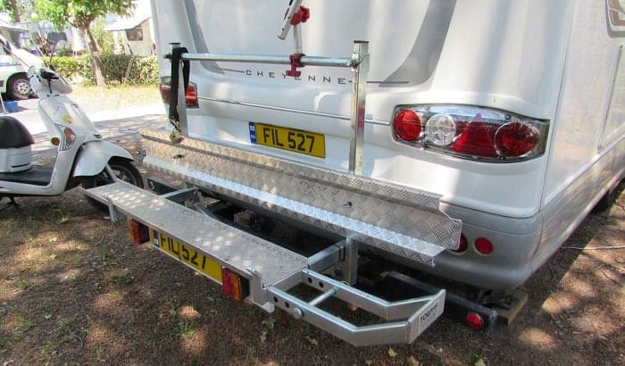 best scooter rack for rvs