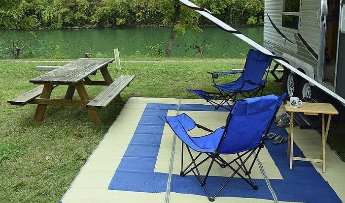 best rv patio mat