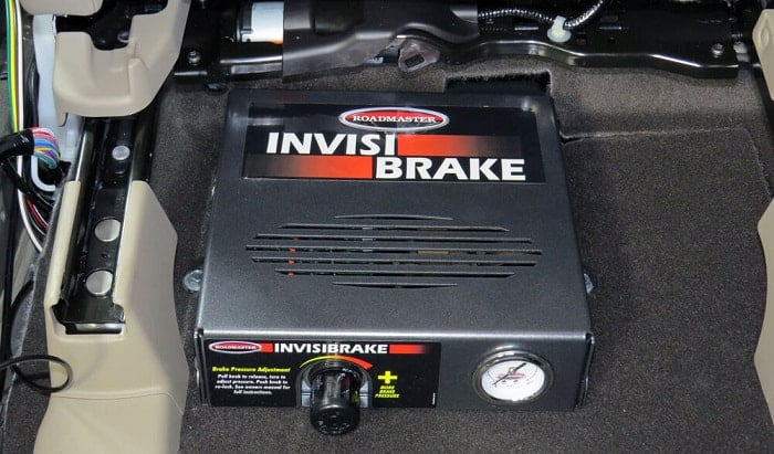 best towed vehicle braking system