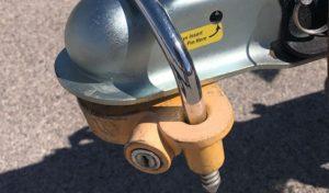 best trailer hitch lock