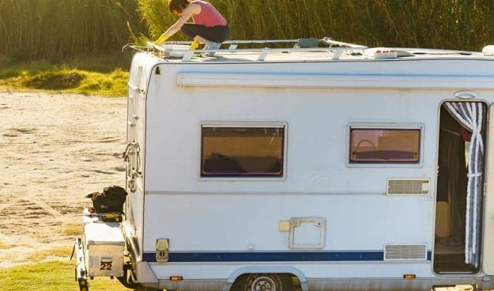 best rv roof cleaner