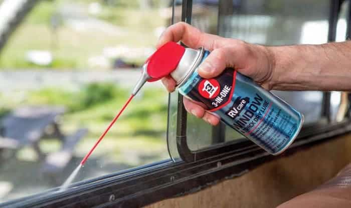 best rv slide lube