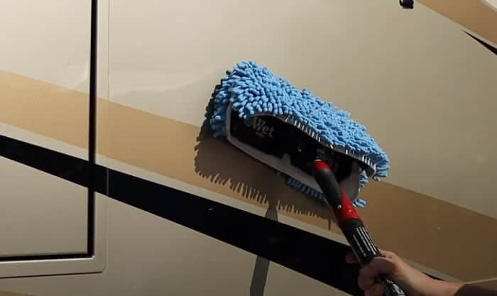 best rv wash brush