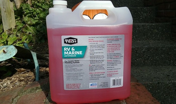 best rv antifreeze