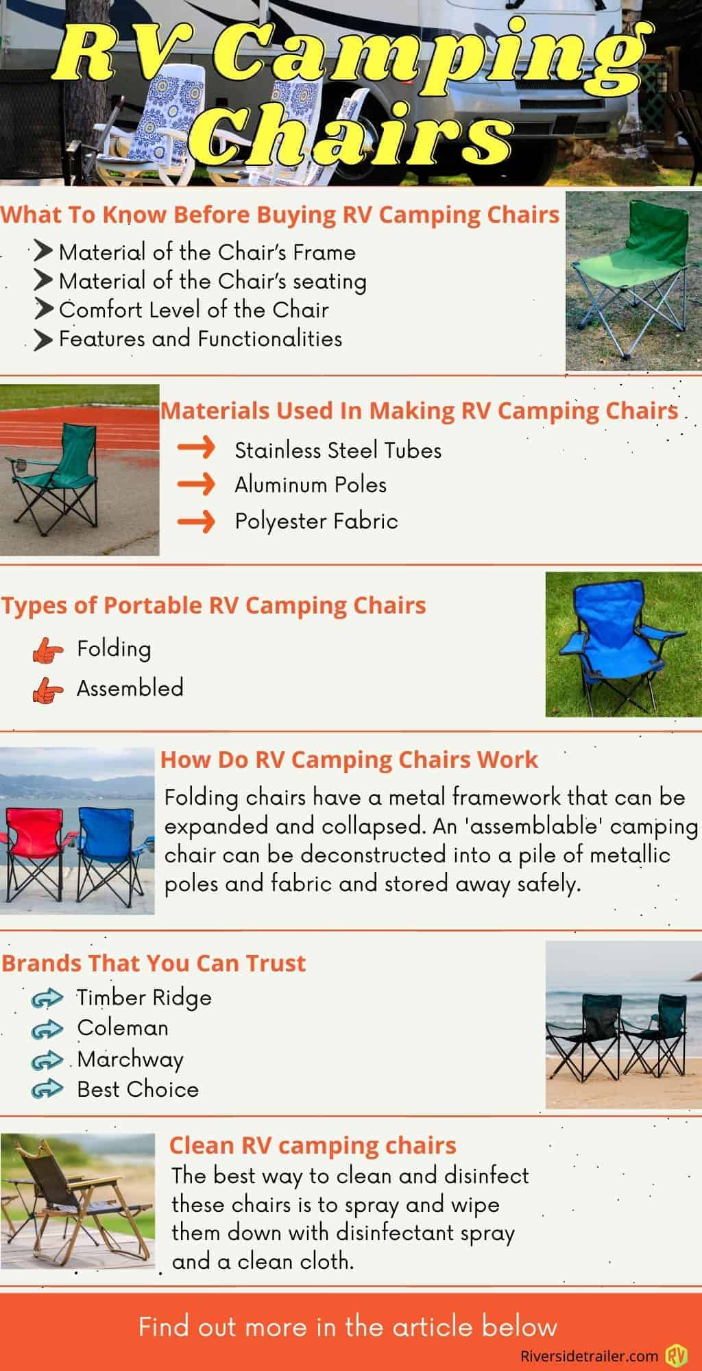 smallest-camping-chairs-for-rv