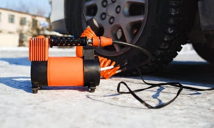 best rv air compressor