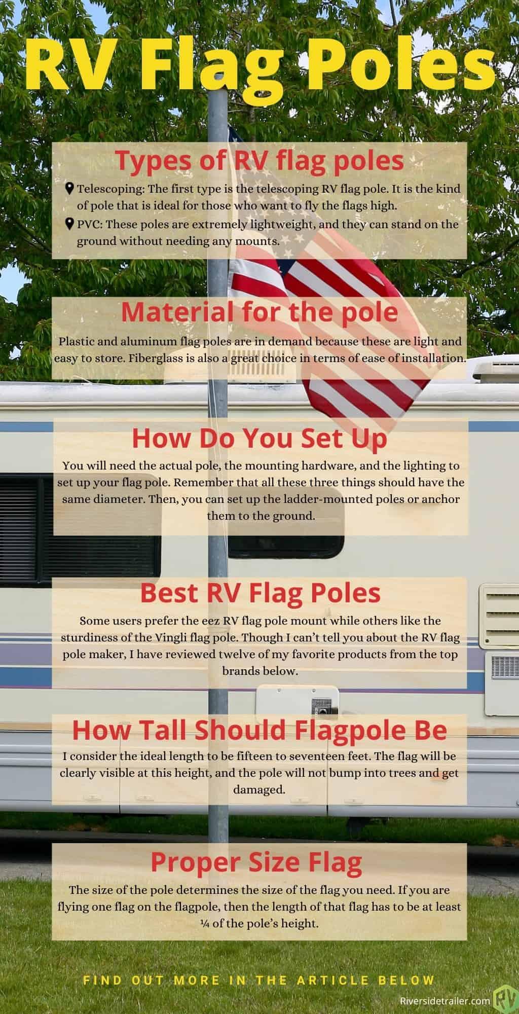 camper-flag-pole